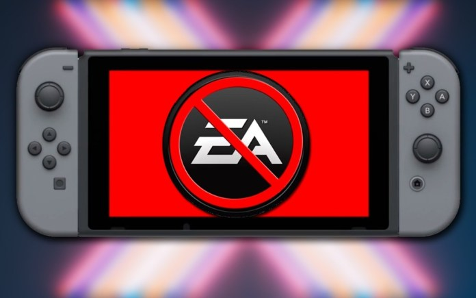 EA doesn't know what to do about Nintendo Switch games