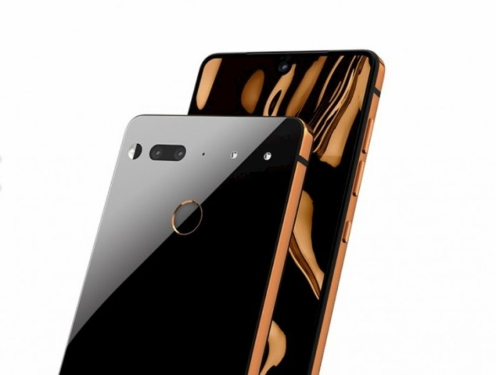 Essential Phone 2 is officially in the testing phase