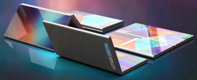 Folding smartphone: LG could let itself be passed by Samsung