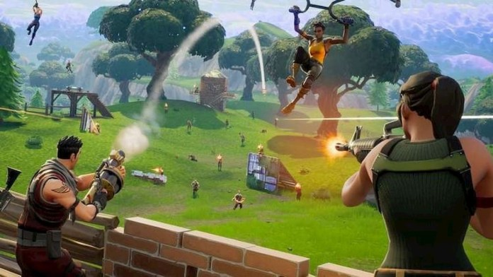 Fortnite Adds Split-Screen to Xbox One and PlayStation 4