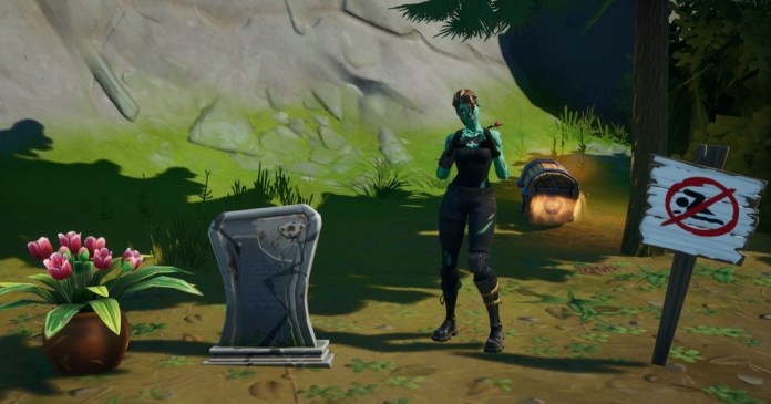 Fortnite: Epic Games pays homage to player who threw himself off a cliff!