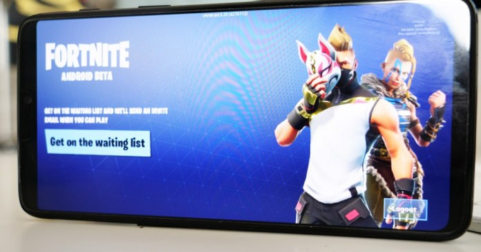 Fortnite for Android: The First Invitations to Play Are Coming