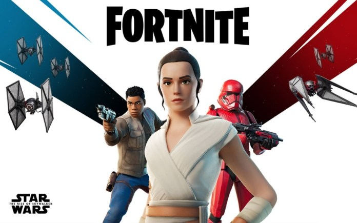 Fortnite gets desired crossover with Star Wars! Know all the new skins