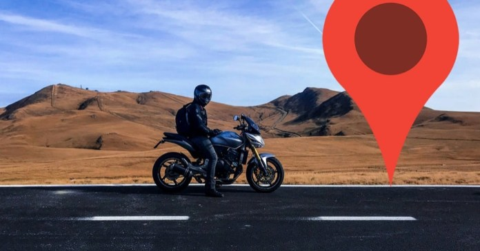 Google Maps will be perfect for motorcycle riders!