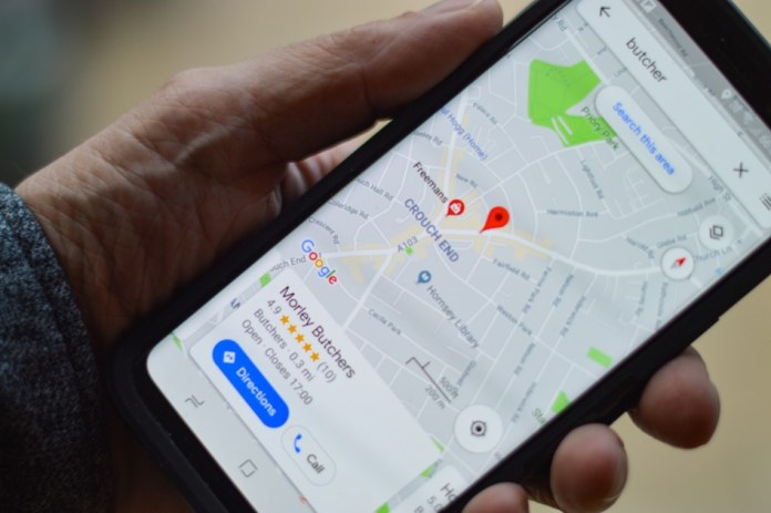 Google Maps will be with simpler navigation. Do you know how
