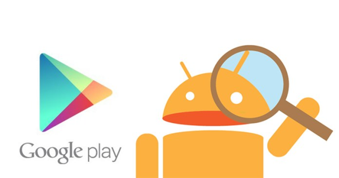 Android malware Google Play Store API Android apps