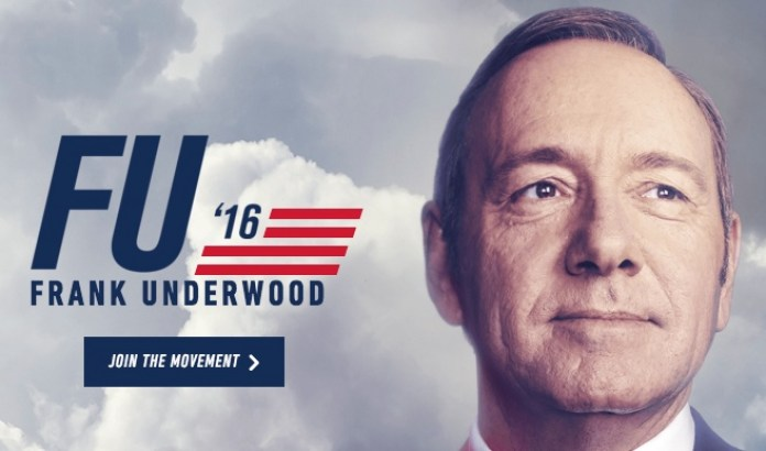 House of Cards Netflix Kevin Spacey Series