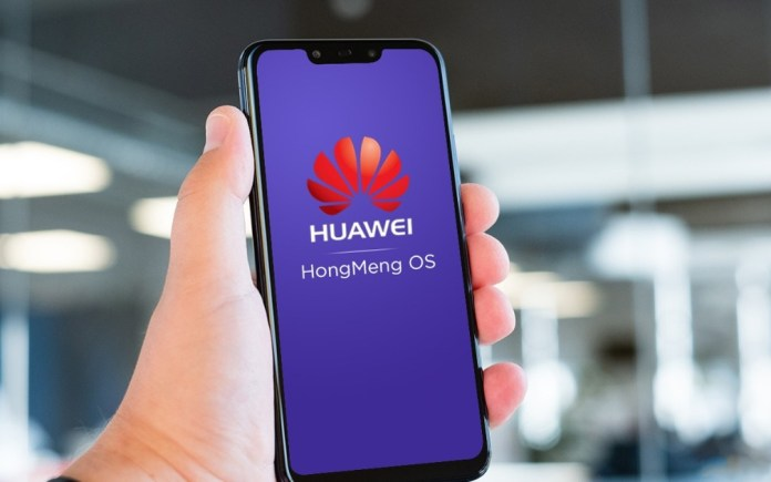 Huawei: HongMeng OS smartphone expected to arrive in 2019