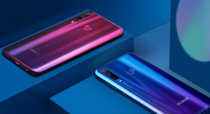 Huawei Honor 20S: Pre-Purchase Has Begun and Launch Will Be Next Week