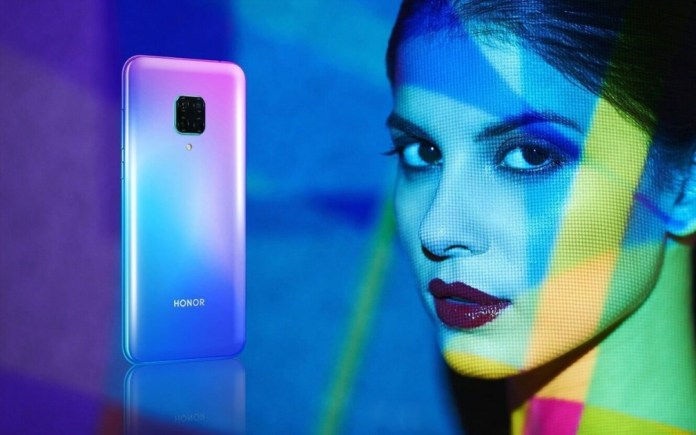 Huawei Honor V30 Pro has been accidentally confirmed by an executive!