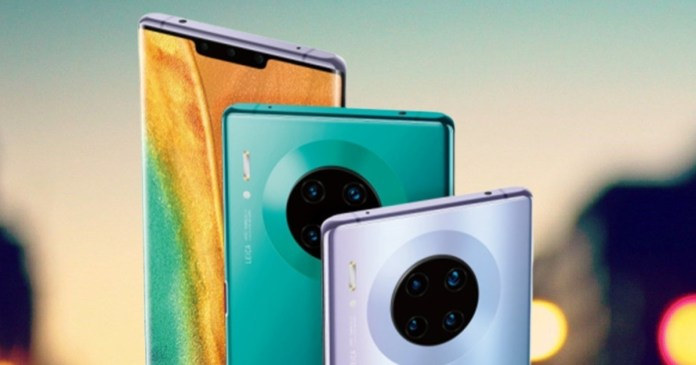 Huawei Mate 30 Pro image confirms all design speculations!