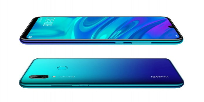 """Huawei P smart 2019 Android smartphone """"width ="""" 800 """"height ="""" 399"""