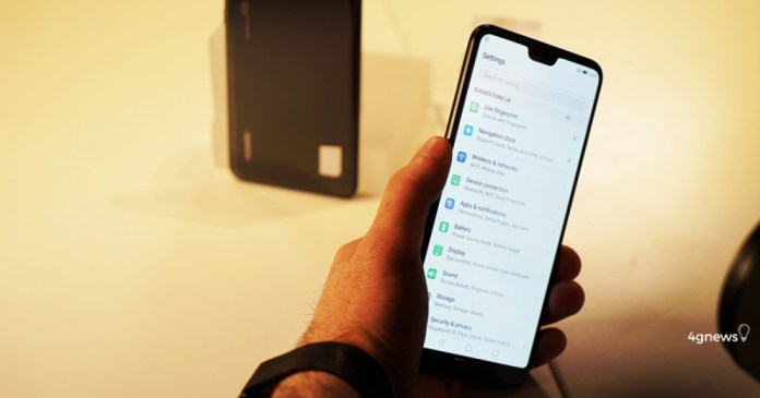 """Huawei P20: Don't you like the monocle? There is a way to """"disable"""" it"""