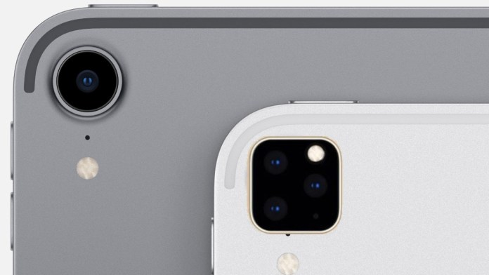 Images reveal iPad Pro with unnecessary triple rear camera
