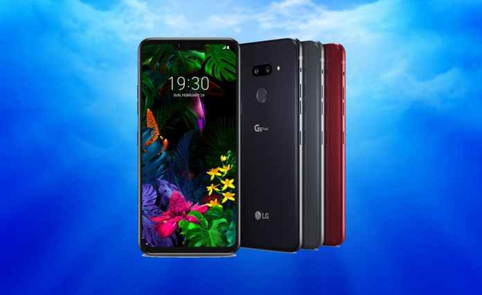 LG G8 ThinQ shows us an LG with one foot behind the competition