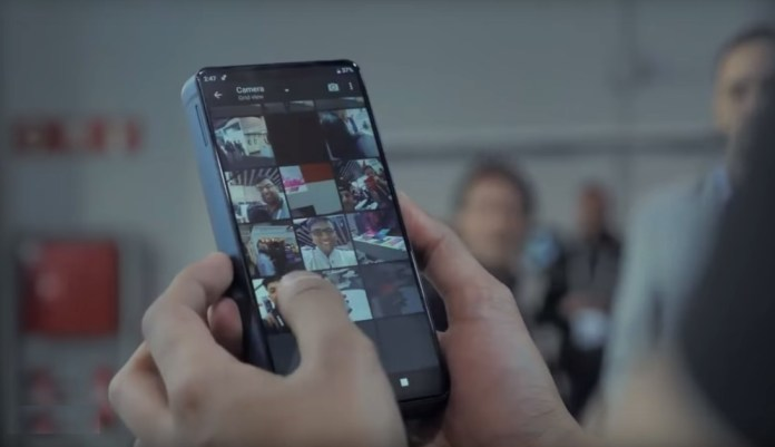 Largest battery phone ever fails in crowdfunding