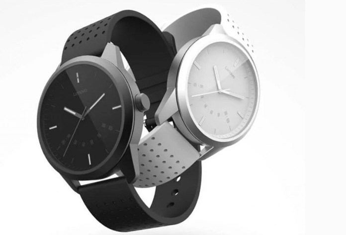 Lenovo Watch 9 Android hybrid smartwatch
