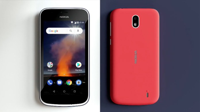 Android Go Nokia 1 Android MWC Android Oreo