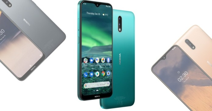 Nokia 2.3 is official! Meet the new 'budget' smartphone with Android One!