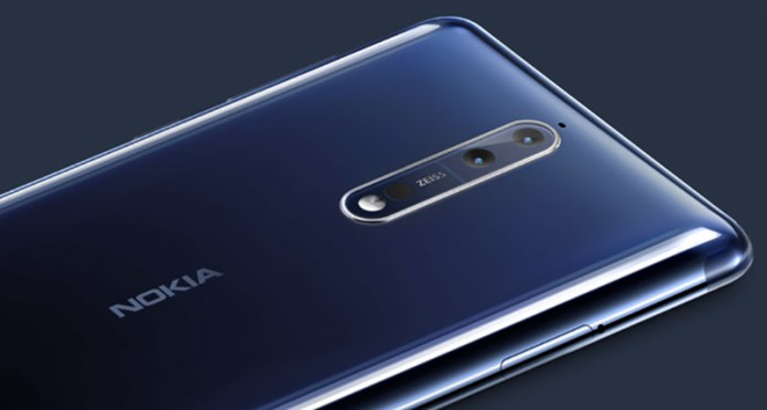 Nokia Android Smartphone 8
