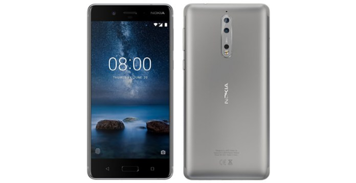Android Smartphone Nokia 5 Portugal Nokia 8 5 points