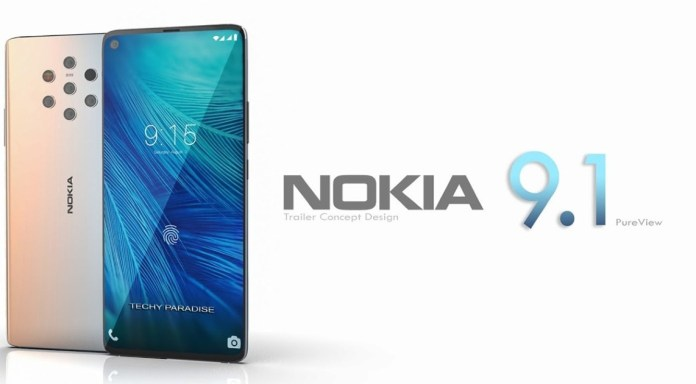 Nokia 9.1 Pureview will hit the market too late!