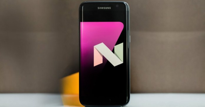 Nougat will only arrive in April for some Samsung Galaxy S7