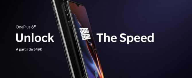 OnePlus 6T is already receiving the new OxygenOS 9.0.5