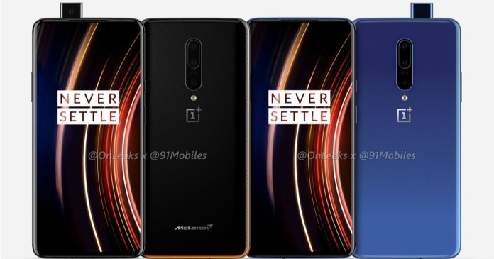 OnePlus 7T Pro: New renders confirm their design