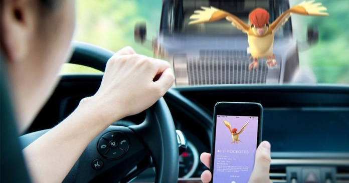 Pokémon Go: Man Caught by Police Playing with 8 Smartphones in Car