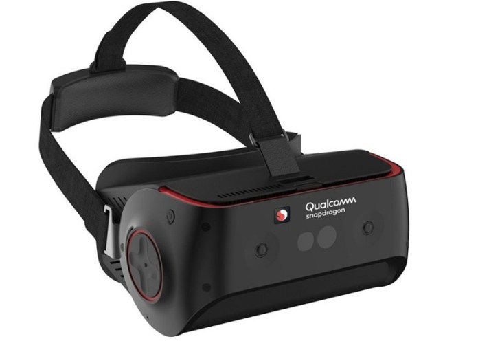 Qualcomm Snapdragon 845 VR Refrence Design New Artificial Intelligence Engine