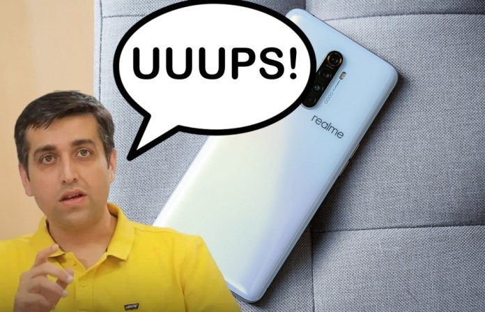 Realme CEO gets caught tweeting an iPhone and sparks controversy!