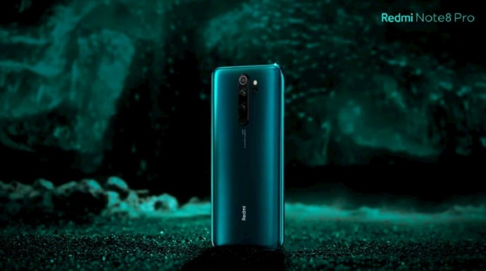 Redmi Note 8 Pro: Glass Ice Jade Variant is the Big Bet