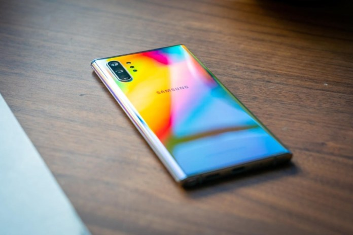 Samsung Galaxy Note 10 has sold 1 million units since launch