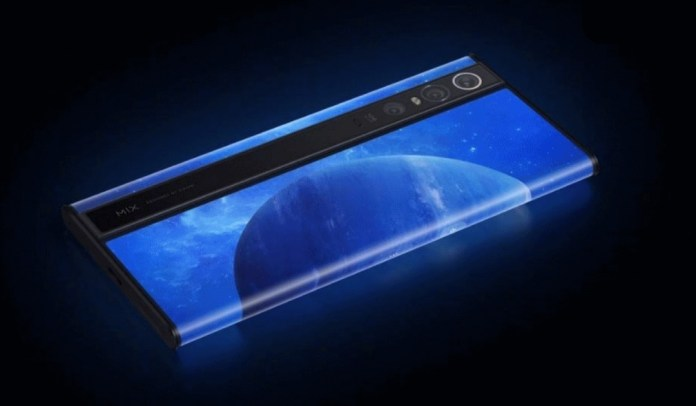Samsung Galaxy S11 can have the same camera as the Xiaomi Mi MIX Alpha (video)