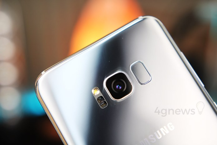 Samsung Galaxy S8 Study Technology, Smartphone