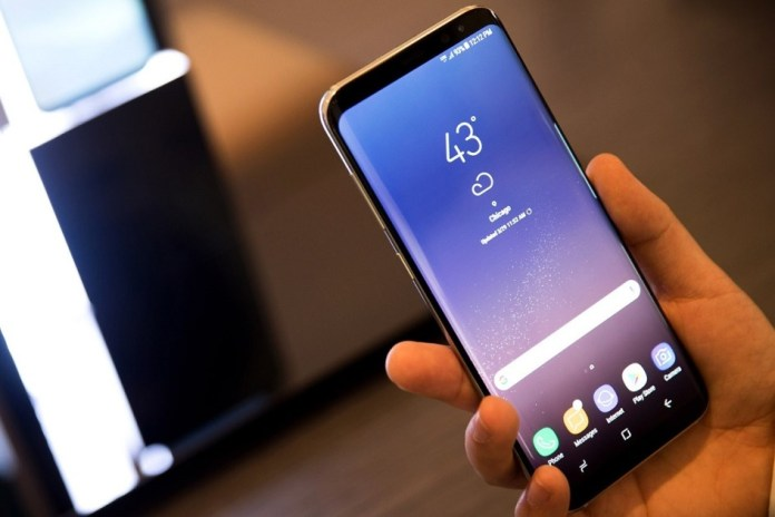 Samsung Galaxy S8 could be upgraded to Android 10