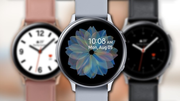 Samsung Galaxy Watch Active 2 has confirmed design in new images