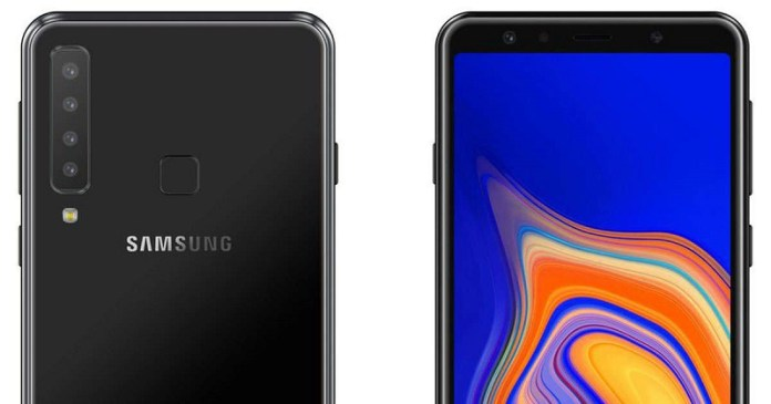 Samsung Galaxy A9s Android