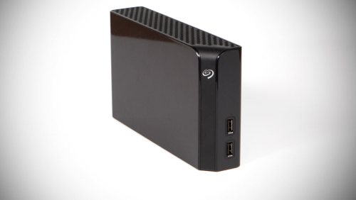 Seagate Backup Plus Hub 8 TB: the complete test