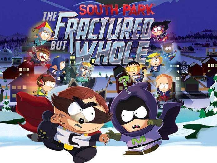 South Park: Fractured But Whole - Recommended PC Specs