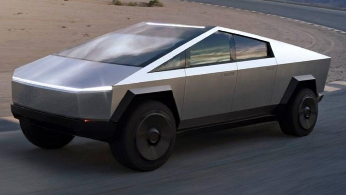 Tesla Cybertruck: Image Shows Autonomy That Exceeds Expectations