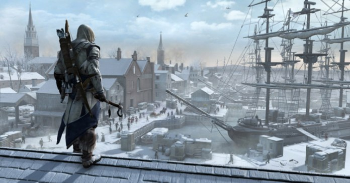 Ubisoft is years old and is offering you Assassin's Creed 3!