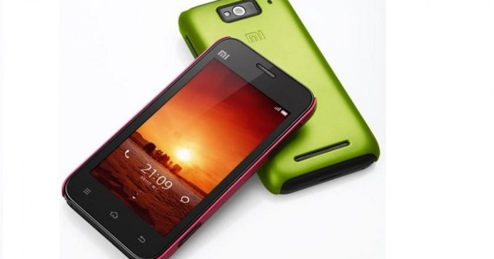Xiaomi Mi 1: So was the Chinese company's first smartphone