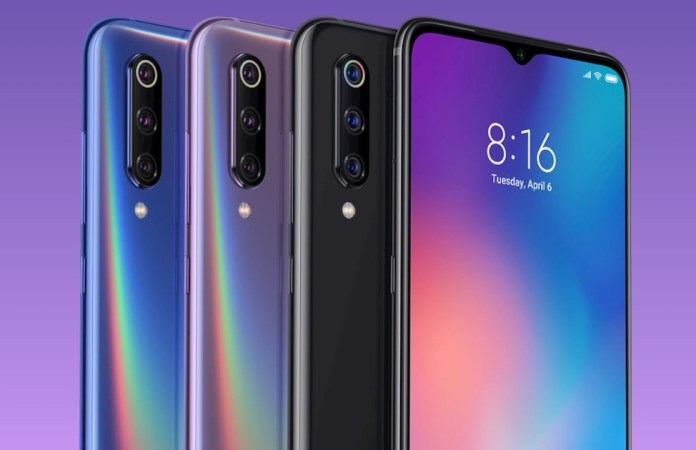 Xiaomi Mi 9 disappears from the official site. Xiaomi Mi 10 coming?