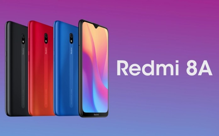 Xiaomi Redmi 8A: The Perfect Android Smartphone for 92 € (Limited Pack Promotions)