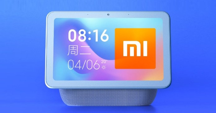 Xiaomi will launch a new Smart Display seriously inspired by Google Nest Hub!