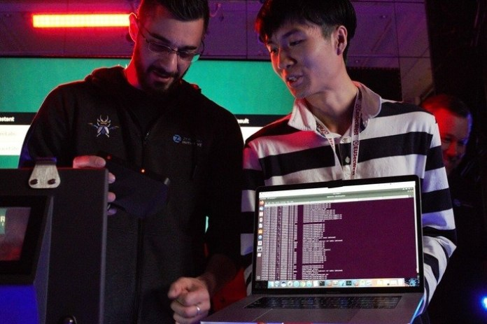 Hackers at Echo Show 5