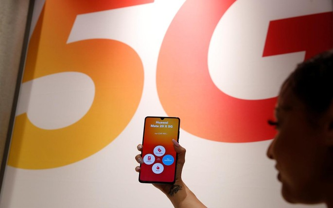 Huawei 5G networks United States
