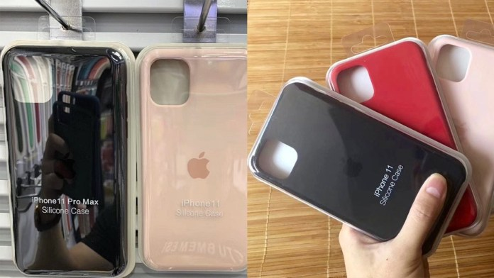 iPhone 11: Covers reveal name and design ahead of time!